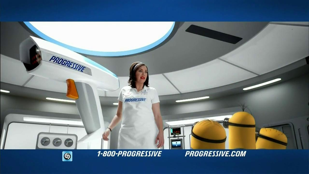 Progressive Name Your Price Tool TV Spot, 'Despicable Me 2' - Screenshot 6