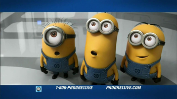 Progressive Name Your Price Tool TV Spot, 'Despicable Me 2' - Thumbnail 5