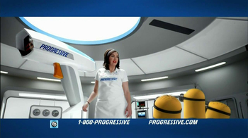 Progressive Name Your Price Tool TV Spot, 'Despicable Me 2' - Thumbnail 6