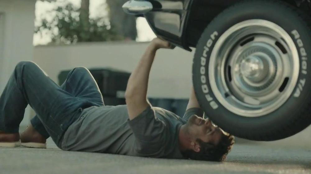 Sears TV Spot, 'The Original Superman' - Screenshot 7