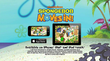 Nickelodeon TV Spot, 'Spongebob Moves In'