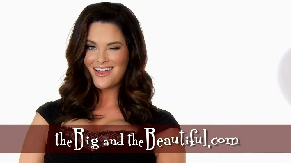 Big and beautiful online dating commercial