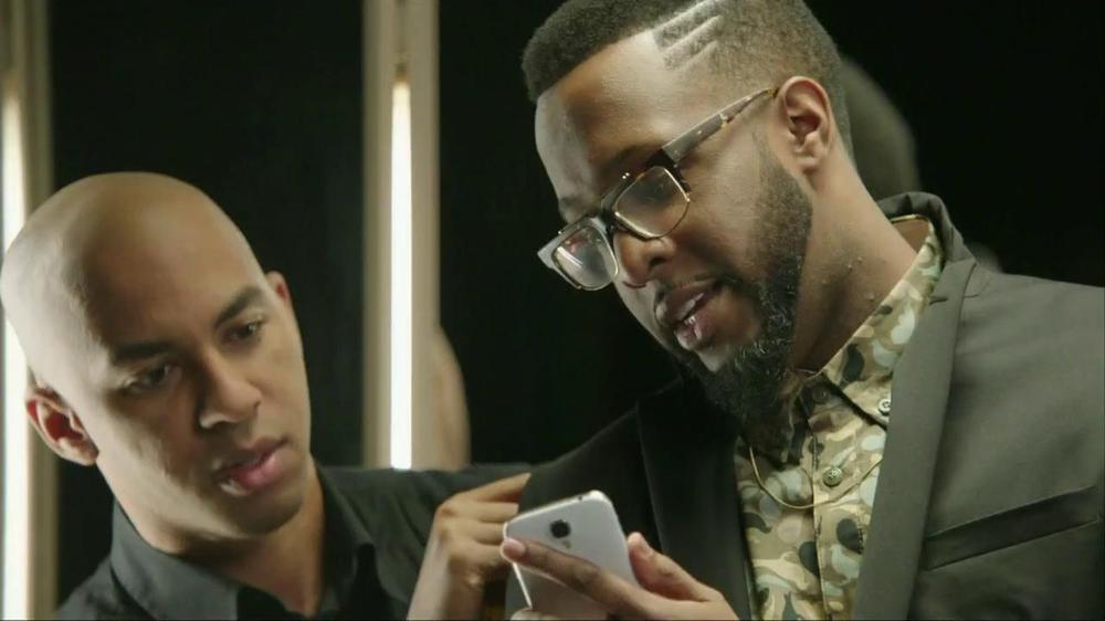 NBA Style TV Spot, 'Samsung Galaxy S 4' Featuring Lance Fresh - iSpot.tv