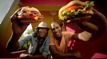 McDonald's Quarter Pounder Burgers TV Spot, 'Show Your Love'