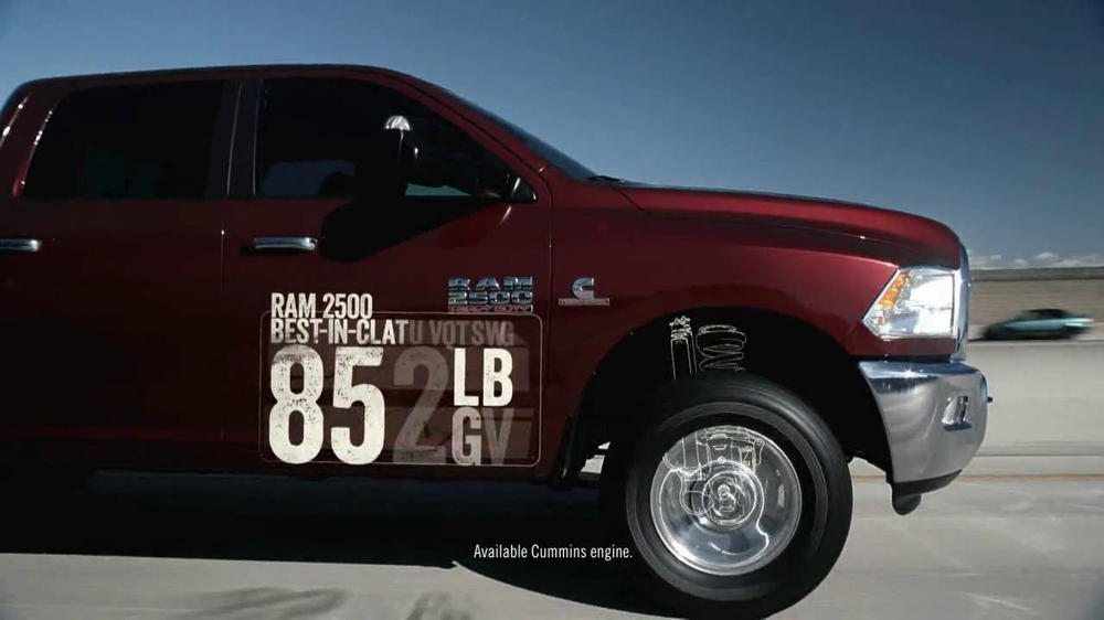 Ram Commercial Truck Season TV Spot, 'Best in Class' - Screenshot 4