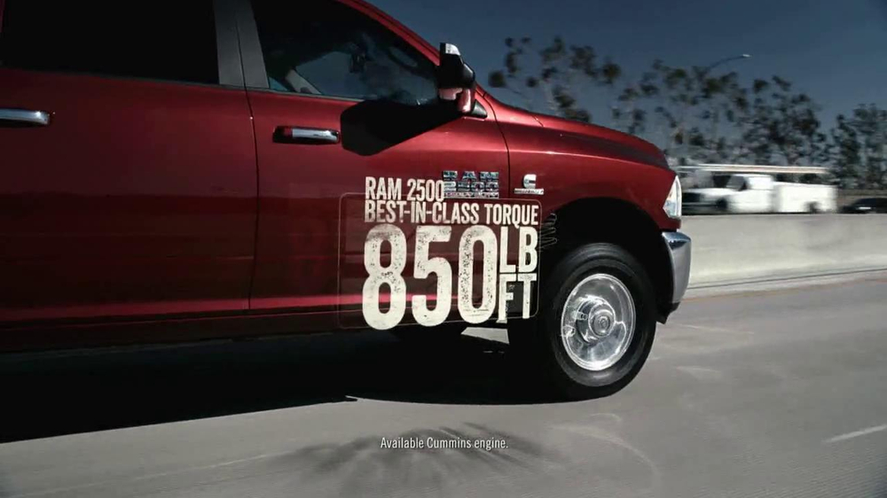 Ram Commercial Truck Season TV Spot, 'Best in Class' - Screenshot 5