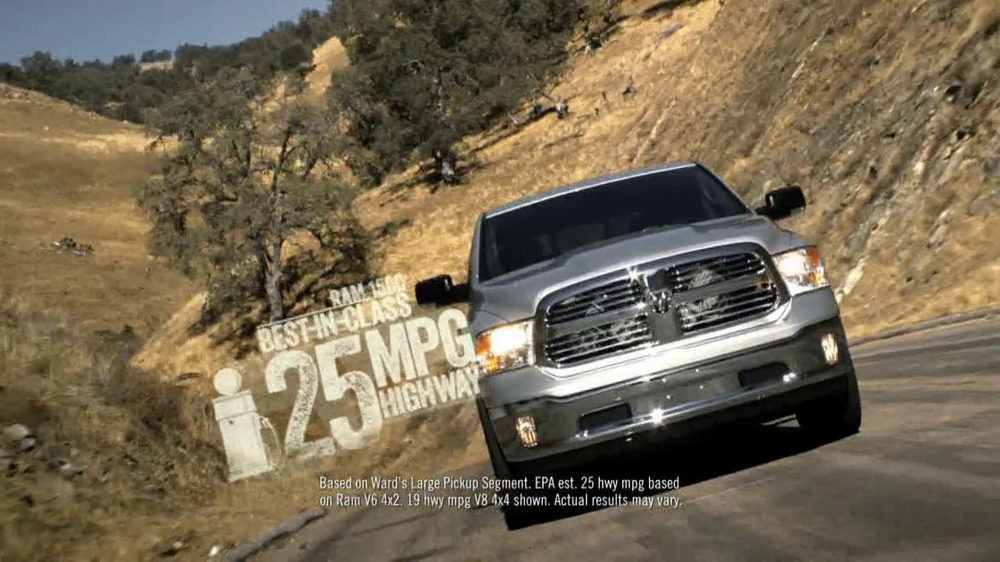 Ram Commercial Truck Season TV Spot, 'Best in Class' - Screenshot 6