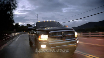 Ram Commercial Truck Season TV Spot, 'Best in Class' - Thumbnail 2