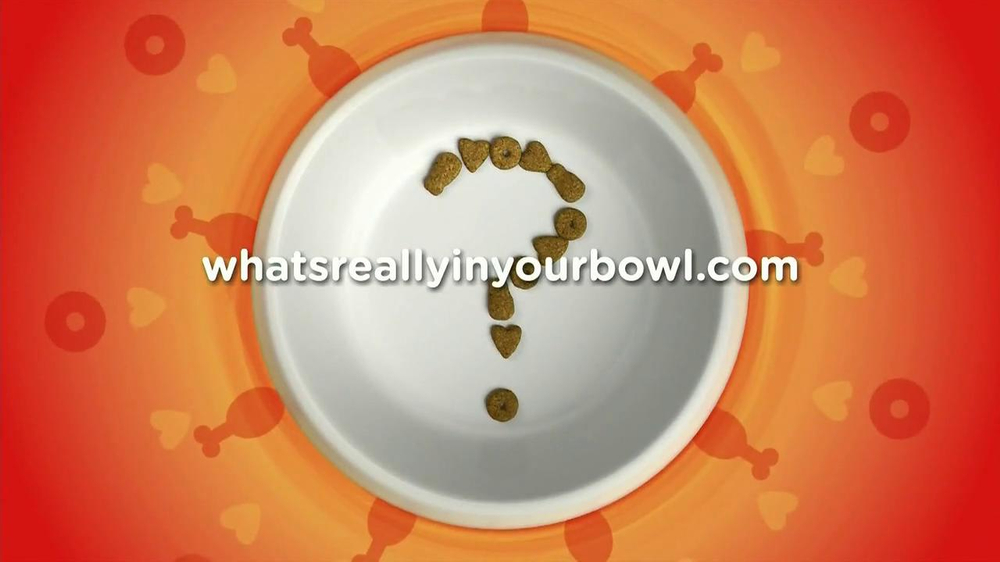 Iams TV Spot, 'What's Really in Your Bowl?' - Screenshot 9