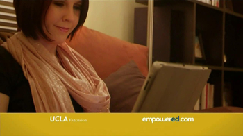 UCLA Extension TV Spot Featuring Pierce Brosnan