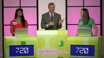 Credit Karma TV Spot, 'Credit Score Gameshow'