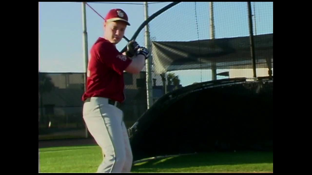 Speed Hitter TV Spot - Screenshot 3