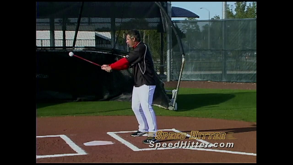 Speed Hitter TV Spot - Screenshot 5