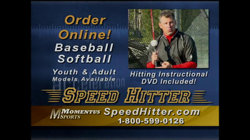 Speed Hitter TV Spot - Thumbnail 10