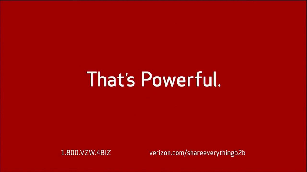 Verizon Share Everything Plan for Small Business TV Commercial, 'Cacti'