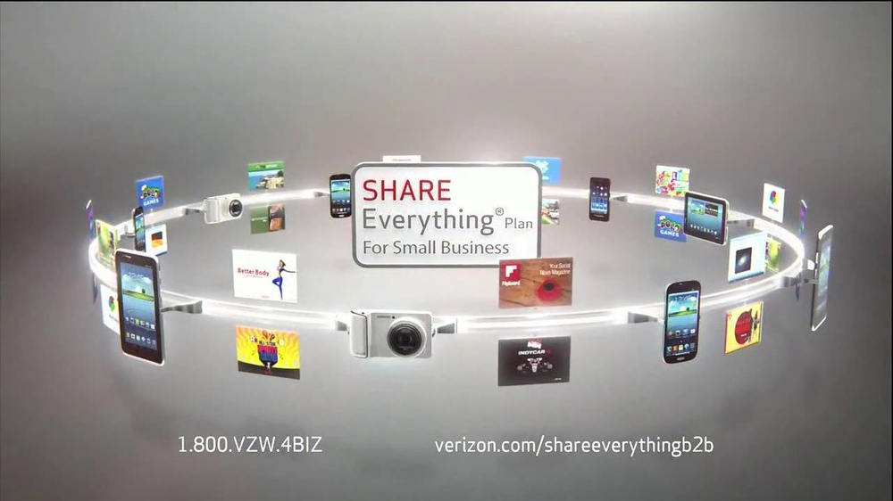 verizon share everything small business plan