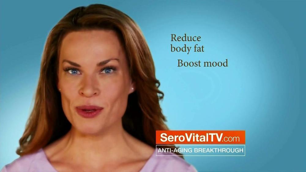 Andrews Auto Salvage >> SeroVital-hgh TV Spot - iSpot.tv