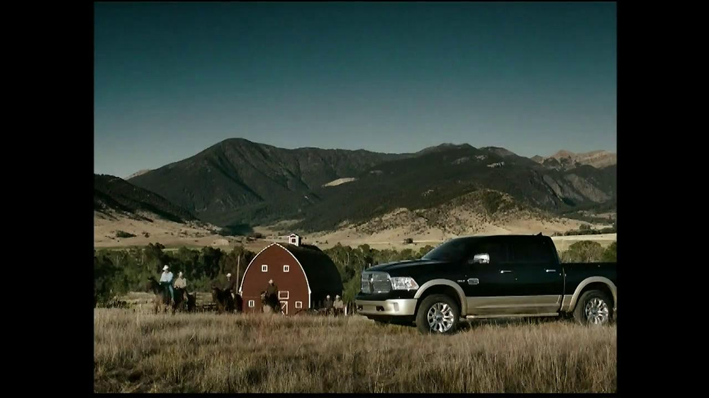 2013 Ram Laramie Longhorn TV Spot, 'Jealous Dog' - Screenshot 1