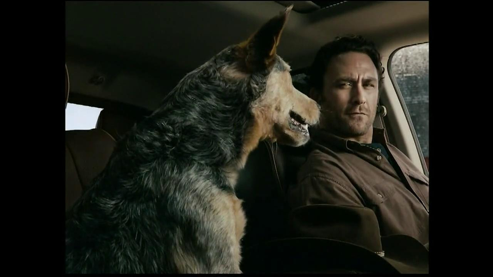 2013 Ram Laramie Longhorn TV Spot, 'Jealous Dog' - Screenshot 5