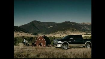 2013 Ram Laramie Longhorn TV Spot, 'Jealous Dog' - Thumbnail 1