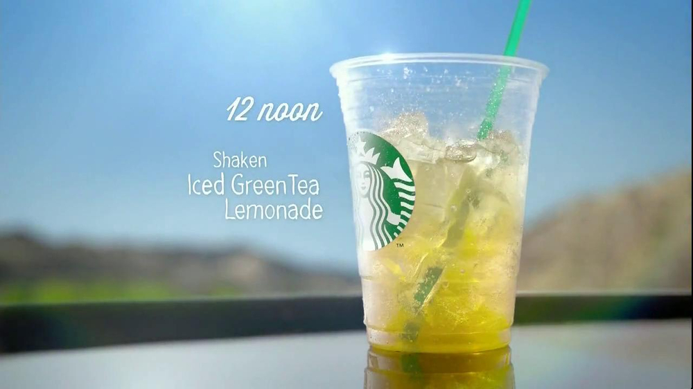 Starbucks TV Spot, 'Refreshment Hour' Song by The Drums