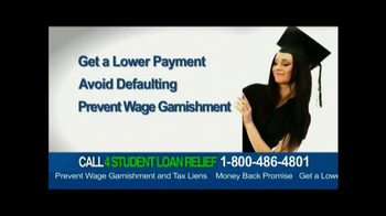 4Student Loan Relief TV Spot thumbnail