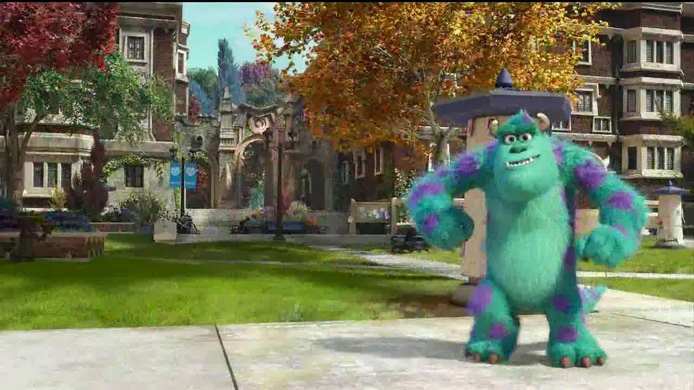 Kellogg's Cereal TV Spot, 'Monsters University' - Screenshot 2