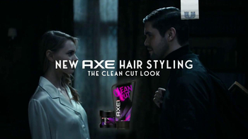 Axe Hair Styling TV Spot, 'Robbery'