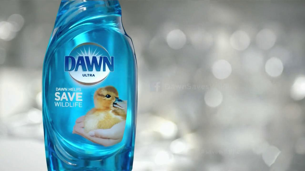 Dawn TV Spot, 'Cleaning Oil Spills' - Screenshot 10