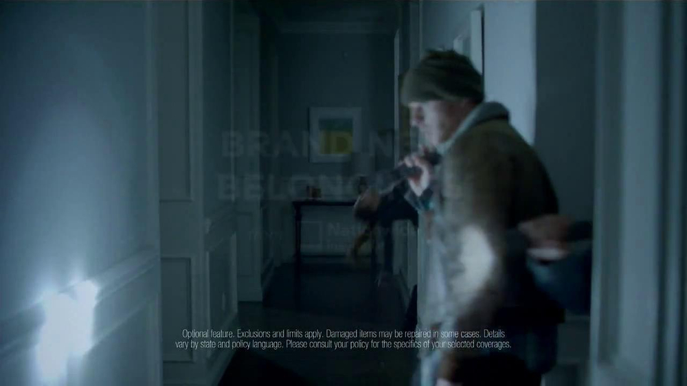 Nationwide Insurance TV Spot, 'Brand New Belongings' - Screenshot 4