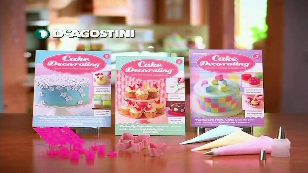 Deagostini Cake Decorating