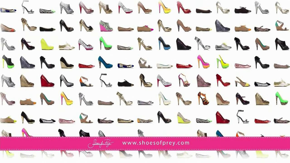 Shoes of Prey TV Spot - Screenshot 8
