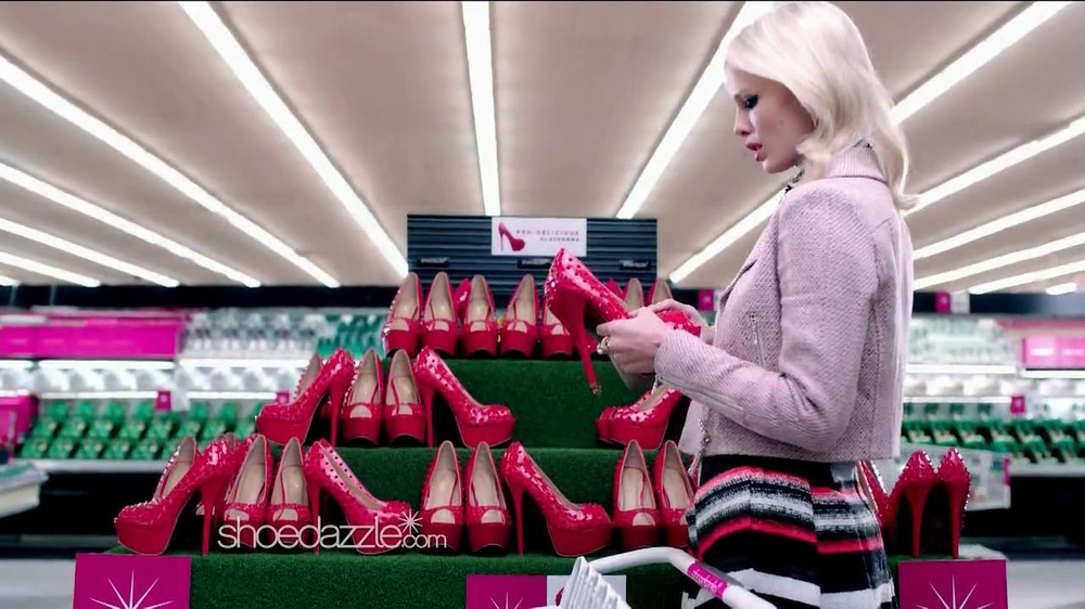 Shoedazzle.com TV Spot, 'Shoe Junkie' Song by Natalia Kills - Screenshot 4