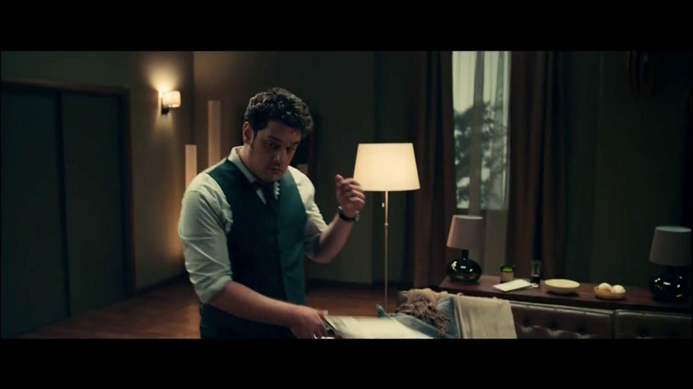 Mitsubishi Electric Comfort TV Spot, 'Shadow Boxer' - Screenshot 1