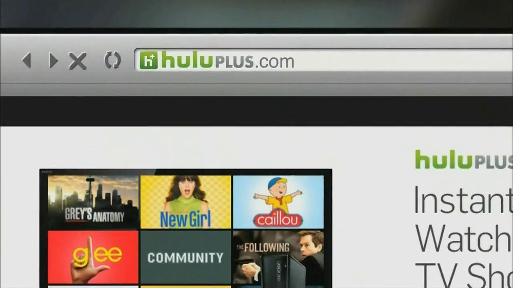Hulu Plus is an online streaming service provided by adoption-funds.ml It provides thousands of TV episodes including the entire season of popular and classic shows such as The Biggest Loser, Dancing with the Stars, Modern Family, Glee, House and Lost.