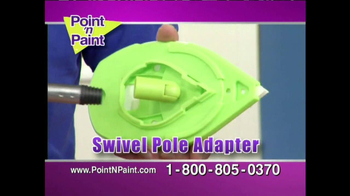 Point 'N Paint TV Spot - 11 commercial airings