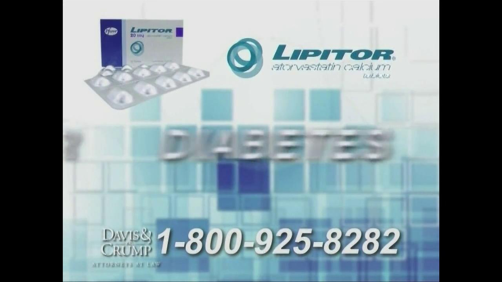 Davis & Crump, P.C. TV Spot, 'Lipitor' - Screenshot 4