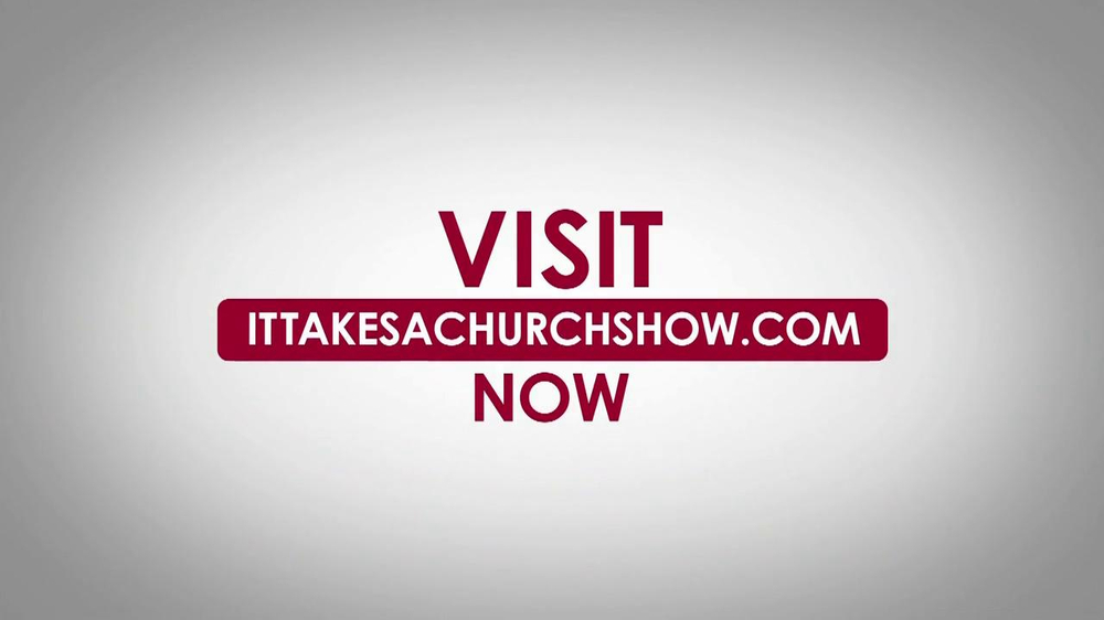 GSN TV Casting for It Takes a Church TV Spot - Screenshot 10