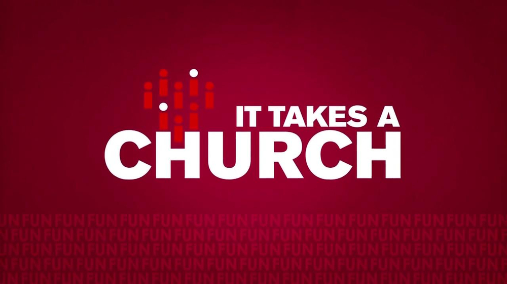 GSN TV Casting for It Takes a Church TV Spot - Screenshot 5