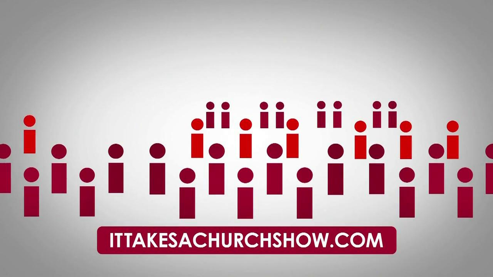 GSN TV Casting for It Takes a Church TV Spot - Screenshot 8