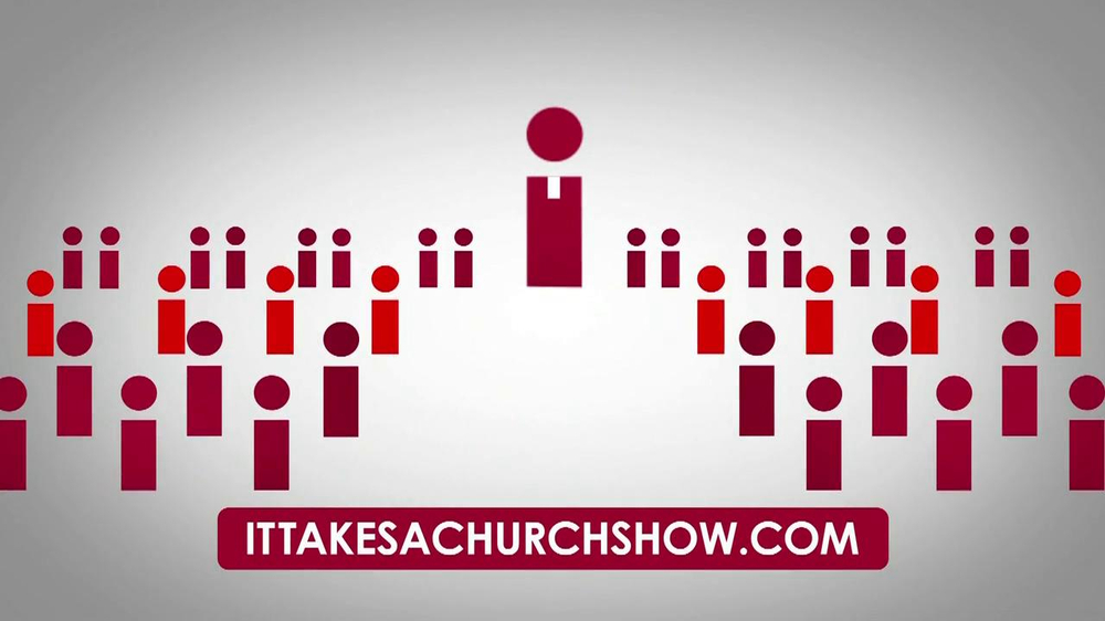 GSN TV Casting for It Takes a Church TV Spot - Screenshot 9