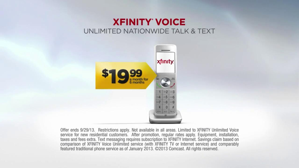 If you have XFINITY Voice service, connect your telephone to the Tel 1 connection on your wireless gateway using a telephone cord. For XFINITY Voice customers Tel 1. Enjoy your XFINITY Internet and Voice service. To set up voicemail, simply dial 99 and follow the prompts.