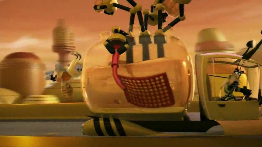Honey Nut Cheerios TV Spot, 'Yellow Jacket' - Screenshot 6