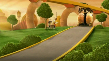 Honey Nut Cheerios TV Spot, 'Yellow Jacket' - Thumbnail 3