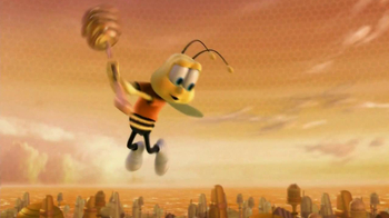 Honey Nut Cheerios TV Spot, 'Yellow Jacket' - Thumbnail 8