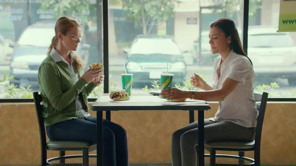 Subway Turkey and Bacon Avocado TV Spot, 'Avocado Love' - Screenshot 1