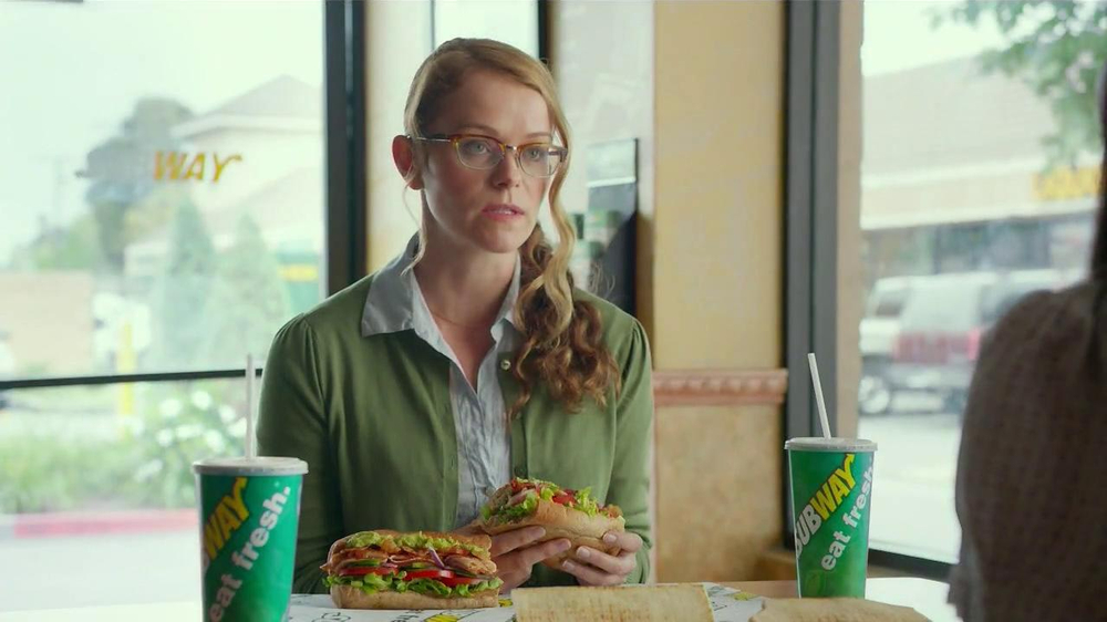 Subway Turkey and Bacon Avocado TV Spot, 'Avocado Love' - Screenshot 2