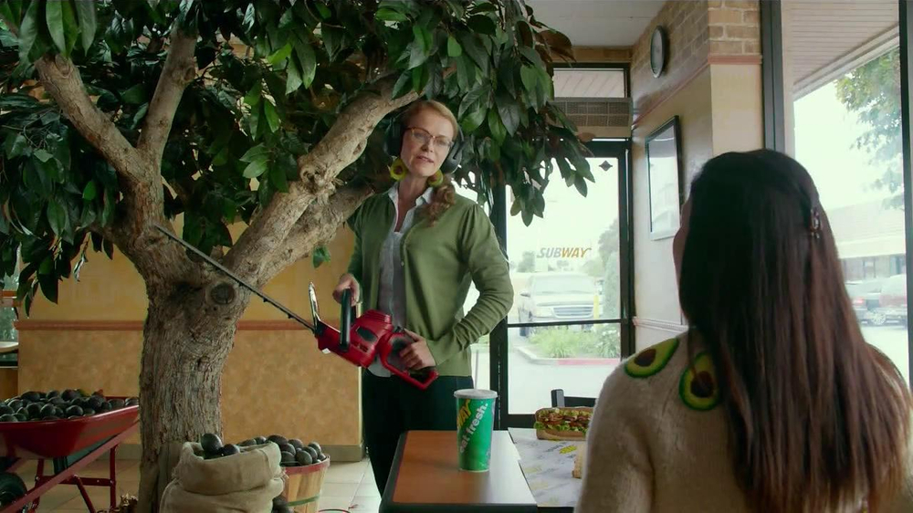 Subway Turkey and Bacon Avocado TV Spot, 'Avocado Love' - Screenshot 6
