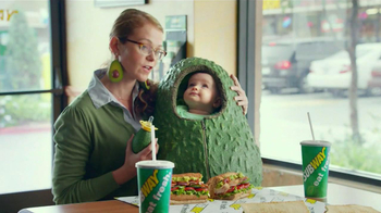 Subway Turkey and Bacon Avocado TV Spot, 'Avocado Love' - Thumbnail 8
