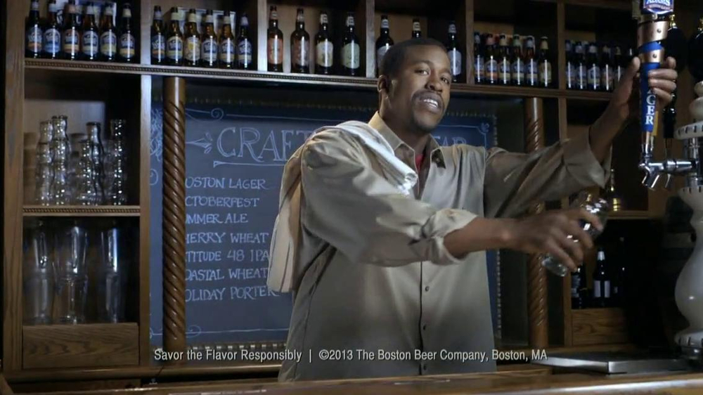 Samuel Adams Boston Lager TV Spot, 'Independence' - Screenshot 5
